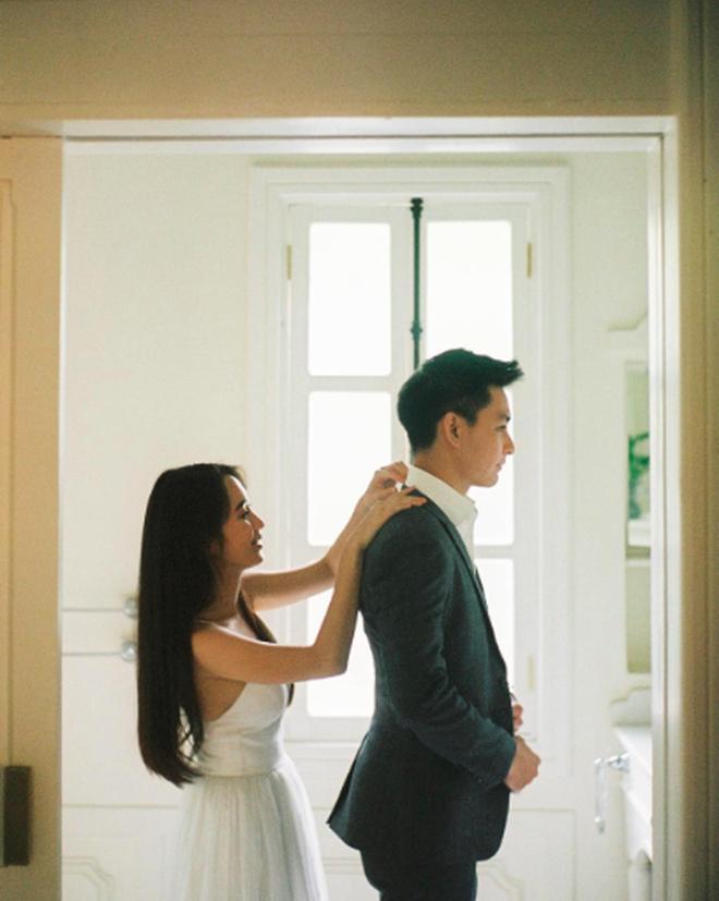 Hot girl Lào gốc Việt lên xe hoa sau hơn 2 năm hẹn hò với người yêu điển trai - Ảnh 8.