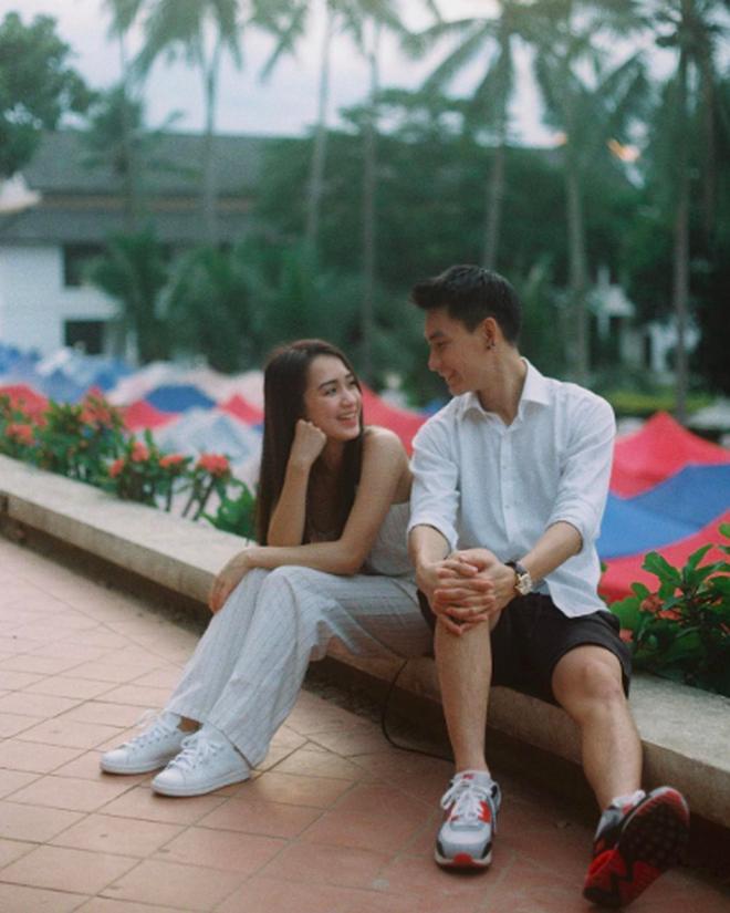 Hot girl Lào gốc Việt lên xe hoa sau hơn 2 năm hẹn hò với người yêu điển trai - Ảnh 9.
