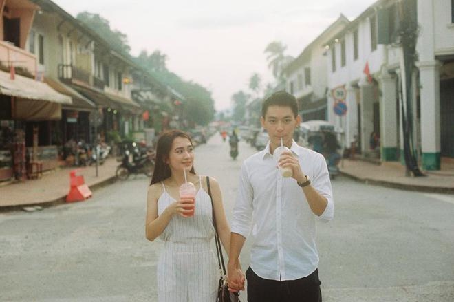 Hot girl Lào gốc Việt lên xe hoa sau hơn 2 năm hẹn hò với người yêu điển trai - Ảnh 10.