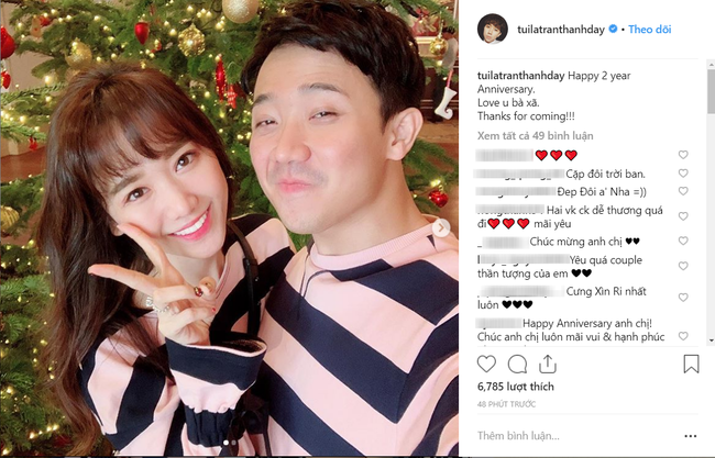 Vì sao Trấn Thành - Hari Won từ cặp đôi bị dị nghị bỗng trở nên hot nhất làng giải trí Việt? - Ảnh 3.