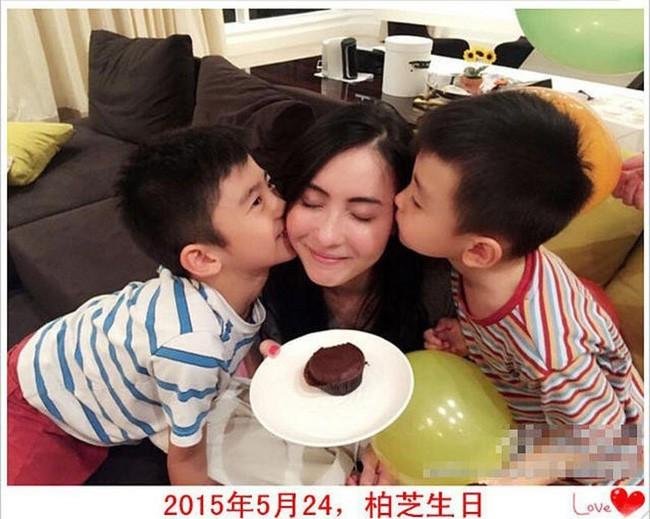 Những đứa trẻ sóng gió của mỹ nhân Hoa ngữ: Đều là con thứ 3 nhưng mỗi bé mỗi cảnh, đau lòng nhất là con của Từ Hy Viên - Ảnh 1.
