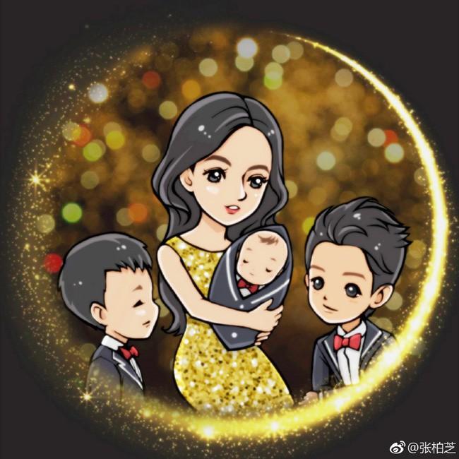 Những đứa trẻ sóng gió của mỹ nhân Hoa ngữ: Đều là con thứ 3 nhưng mỗi bé mỗi cảnh, đau lòng nhất là con của Từ Hy Viên - Ảnh 2.