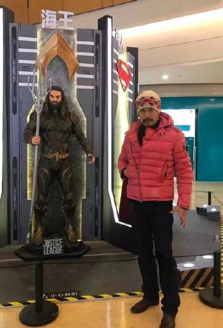 Sao Lộc Đỉnh ký: Thời trẻ là vua phim cấp 3, U60 nổi tiếng trở lại vì giống Aquaman - Ảnh 7.