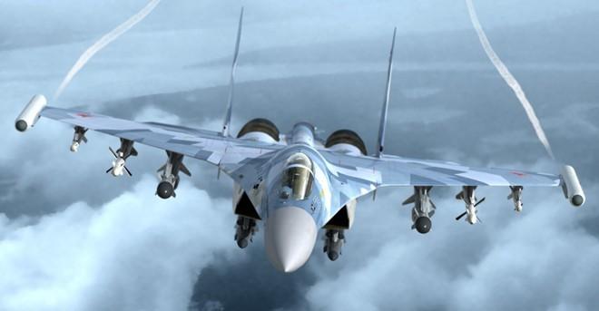 Tiêm kích Su-35 Nga gặp nguy hiểm trên khu vực Baltic: Châu Âu có sát thủ mới - Ảnh 1.