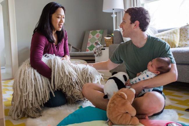 Những bài học nuôi dạy con đáng giá từ gia đình tỷ phú Mark Zuckerberg mọi phụ huynh nên biết - Ảnh 2.