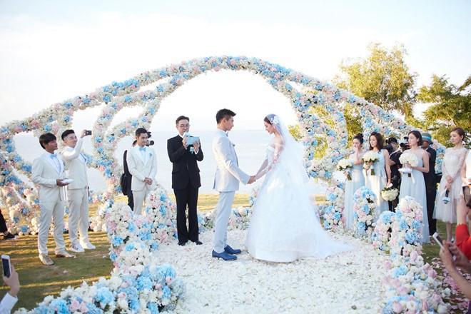 Nhìn lại loạt đám cưới thế kỷ của sao: Tổ chức ầm ĩ nhưng nhiều cặp lại dính thị phi chấn động - Ảnh 11.