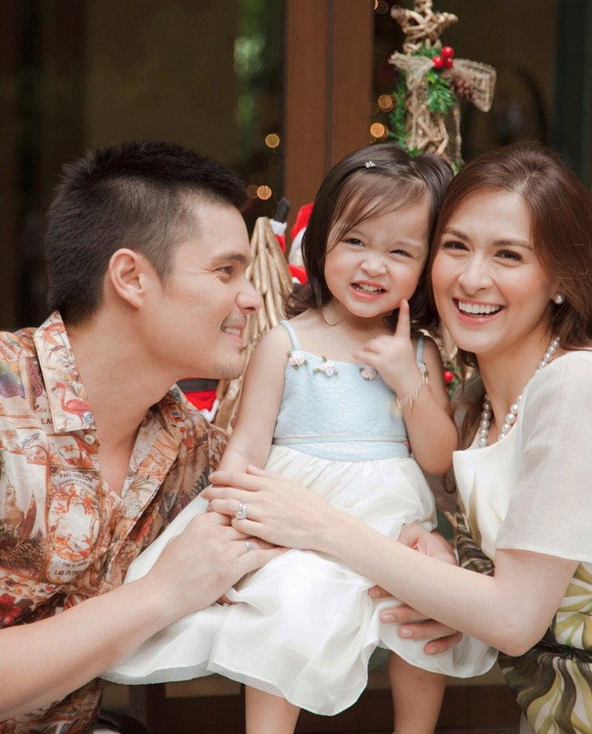 Mới đó mà con gái của mỹ nhân đẹp nhất Philippines đã lớn cỡ này, nhan sắc cô bé khiến nhiều người dự đoán sớm soán ngôi mẹ - Ảnh 1.