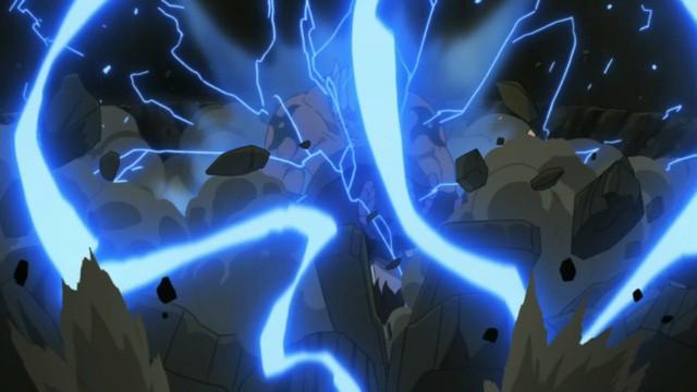 Top 10 nhẫn thuật sử dụng chakra hệ lôi mạnh nhất trong series Naruto và Boruto - Ảnh 2.