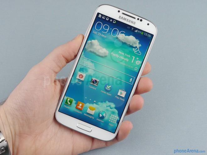 Ngược dòng thời gian: Tất tần tật những chiếc Galaxy S đã ra mắt từ trước đến nay - Ảnh 12.