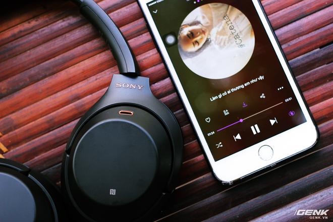 Tai nghe Sony WH-1000XM3: Chống ồn bá đạo, 10 phút sạc cho 5 giờ nghe nhạc, giá rẻ hơn phiên bản cũ! - Ảnh 17.