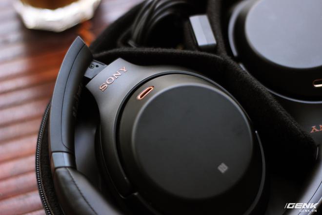 Tai nghe Sony WH-1000XM3: Chống ồn bá đạo, 10 phút sạc cho 5 giờ nghe nhạc, giá rẻ hơn phiên bản cũ! - Ảnh 19.