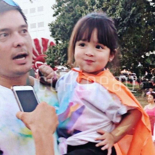 Mới đó mà con gái của mỹ nhân đẹp nhất Philippines đã lớn cỡ này, nhan sắc cô bé khiến nhiều người dự đoán sớm soán ngôi mẹ - Ảnh 6.