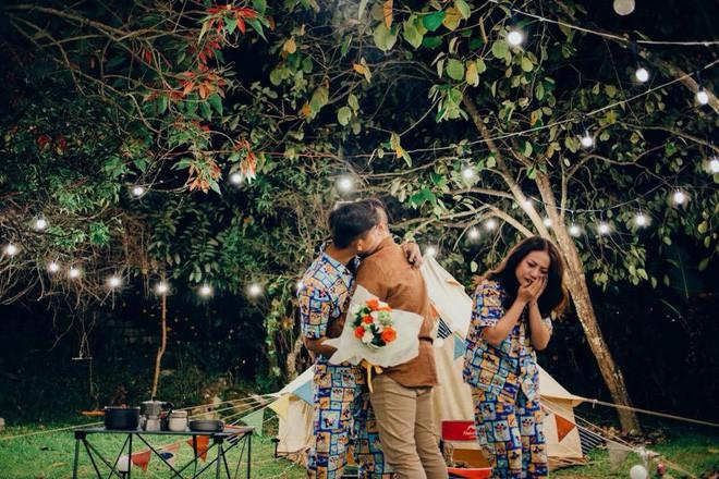 Sau lễ ăn hỏi bí mật, MiA hé lộ loạt ảnh được ông xã tương lai cầu hôn đầy lãng mạn và độc đáo - Ảnh 6.
