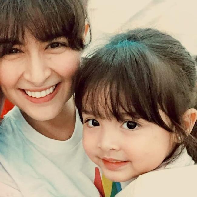 Mới đó mà con gái của mỹ nhân đẹp nhất Philippines đã lớn cỡ này, nhan sắc cô bé khiến nhiều người dự đoán sớm soán ngôi mẹ - Ảnh 7.