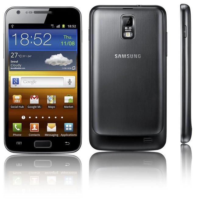 Ngược dòng thời gian: Tất tần tật những chiếc Galaxy S đã ra mắt từ trước đến nay - Ảnh 8.