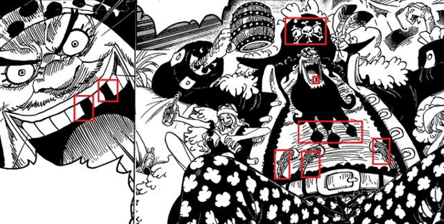 One Piece: Không chỉ 2, Tứ Hoàng Râu Đen còn sở hữu tận 3 trái ác quỷ? Sự thật hay chỉ là lời đồn vô căn cứ? - Ảnh 9.