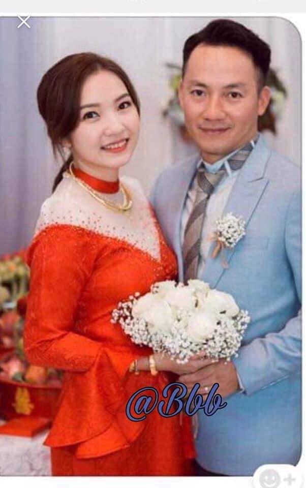 Rapper Tiến Đạt rạng rỡ bên cô dâu 9X trong đám cưới tại quê nhà - Ảnh 12.