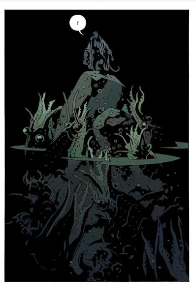 Truyền thuyết về The Dragon Ogdru Jahad, con quái vật mạnh nhất vũ trụ Hellboy với quyền năng huỷ diệt tất cả - Ảnh 3.