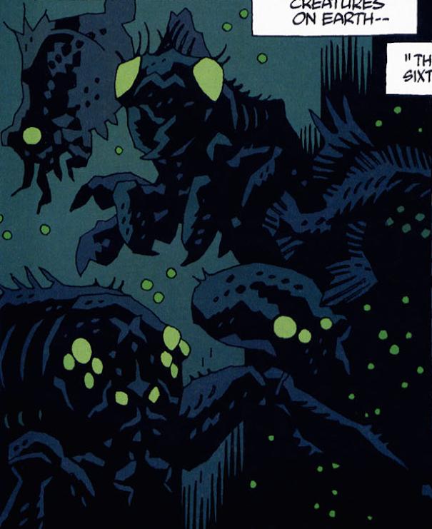 Truyền thuyết về The Dragon Ogdru Jahad, con quái vật mạnh nhất vũ trụ Hellboy với quyền năng huỷ diệt tất cả - Ảnh 4.