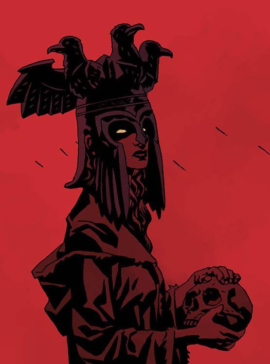 Truyền thuyết về The Dragon Ogdru Jahad, con quái vật mạnh nhất vũ trụ Hellboy với quyền năng huỷ diệt tất cả - Ảnh 5.