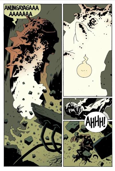 Truyền thuyết về The Dragon Ogdru Jahad, con quái vật mạnh nhất vũ trụ Hellboy với quyền năng huỷ diệt tất cả - Ảnh 6.