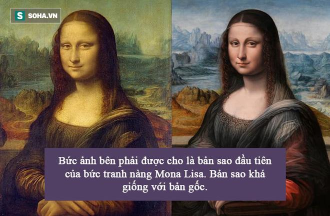 Sự thật thú vị: Đâu mới là bản nguyên gốc bức chân dung nàng Mona Lisa của Da Vinci? - Ảnh 5.