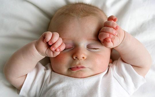 Thuốc trị chứng đột tử khi ngủ ở trẻ em - Ảnh 1.