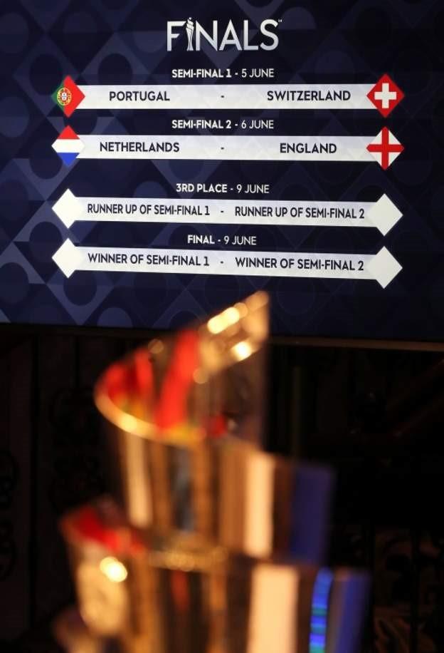 Nations League: Đội tuyển Anh gặp Hà Lan ở bán kết - Ảnh 2.
