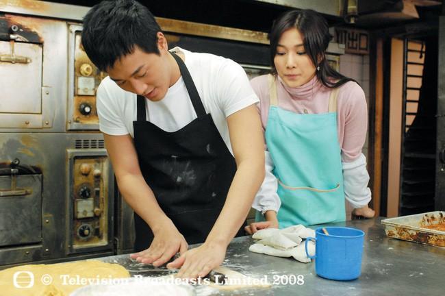 Lâm Phong - Chung Gia Hân: Cặp đôi tiên đồng ngọc nữ màn ảnh một thời của TVB và đoạn tình ngắn ngủi khiến nhiều người tiếc nuối - Ảnh 4.