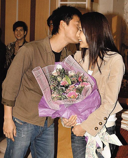 Lâm Phong - Chung Gia Hân: Cặp đôi tiên đồng ngọc nữ màn ảnh một thời của TVB và đoạn tình ngắn ngủi khiến nhiều người tiếc nuối - Ảnh 6.