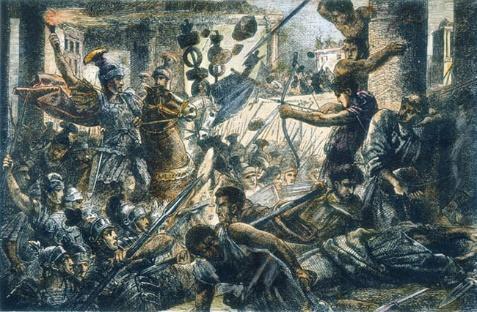 Kẻ thù đáng sợ bậc nhất của La Mã: Gây chiến cả trăm năm, kết cục bị diệt chủng - Ảnh 4.