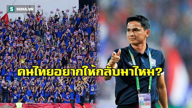 CĐV Thái Lan: Hãy sa thải HLV Rajevac và trả ĐTQG lại cho Kiatisuk - Ảnh 1.