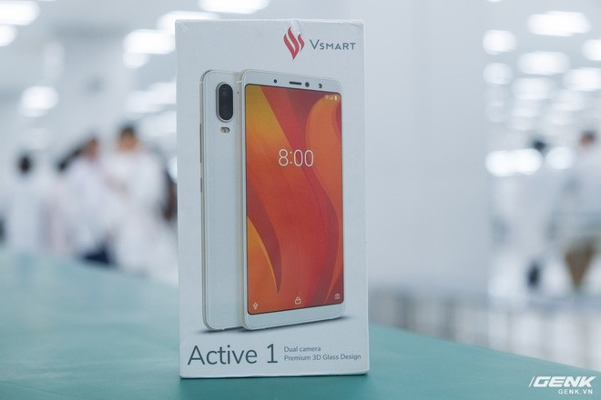 4 smartphone Vsmart của Vingroup lộ hoàn toàn thiết kế và cấu hình: Active 1, Active 1+, Joy 1, Joy 1+ - Ảnh 1.