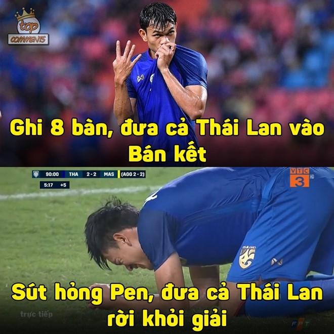 CĐV Việt Nam mừng như Tết, hả hê không tiếc lời chê Thái Lan - Ảnh 3.