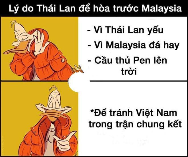 CĐV Việt Nam mừng như Tết, hả hê không tiếc lời chê Thái Lan - Ảnh 4.
