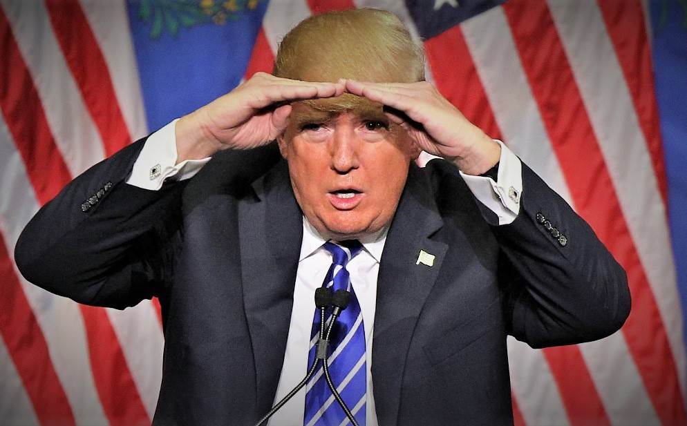 Mất kiểm soát, ông Trump nhận cú