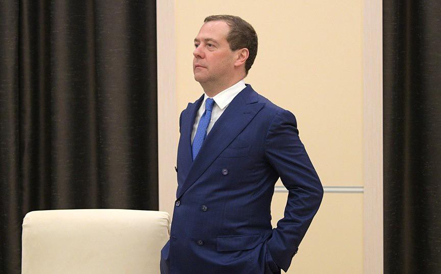 Trên đà thắng lớn, Thủ tướng Medvedev tiết lộ tham vọng tầm cỡ