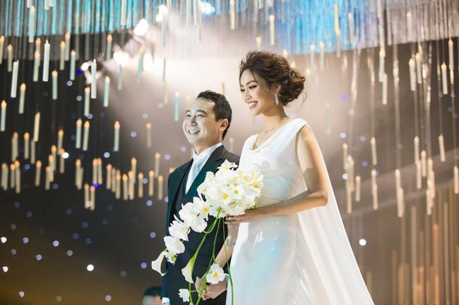 Khá im ắng sau khi lấy chồng, cuộc sống hôn nhân của Lan Khuê và ông xã doanh nhân diễn ra thế nào?  - Ảnh 1.