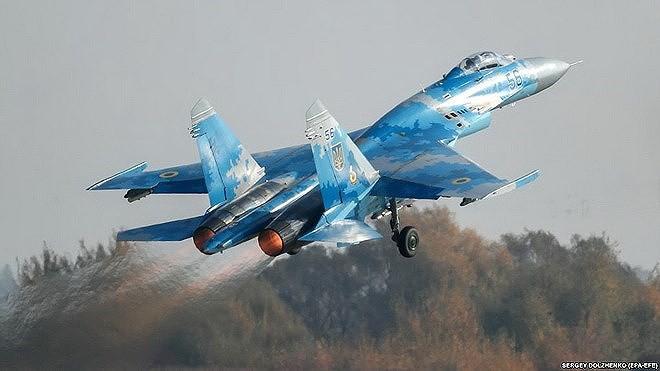 [ẢNH] Nga nổi giận khi Không quân Ukraine đưa đơn vị tấn công xung kích tới sát biên giới - Ảnh 7.