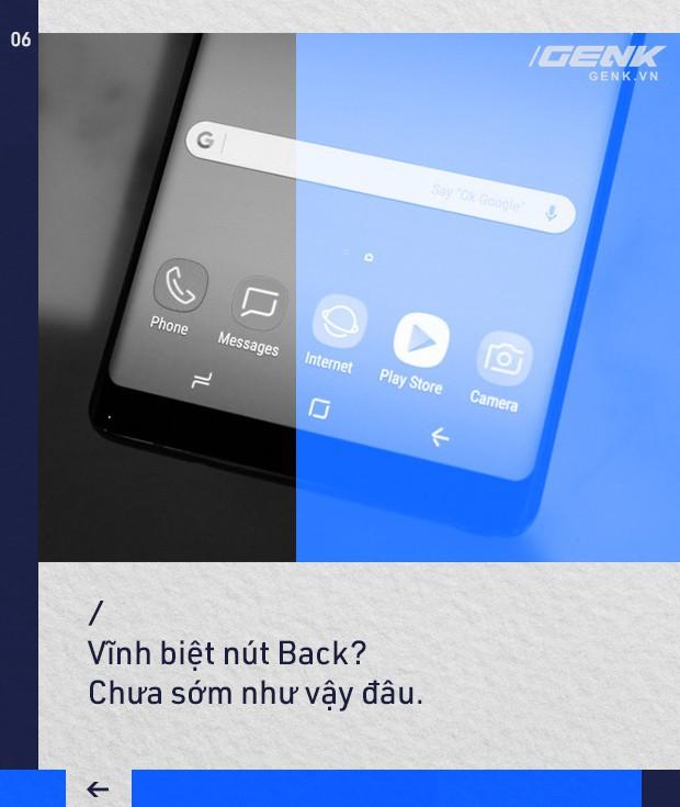 Đây là thứ sẽ giúp nút Back ở lại với Android, ngay cả khi Google đang tìm cách để loại bỏ nó - Ảnh 9.