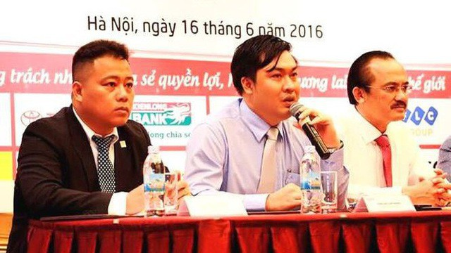 Ông Trần Quốc Tuấn tái đắc cử phó chủ tịch VFF phụ trách chuyên môn - Ảnh 1.