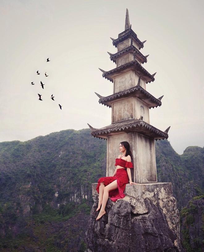 Tọa độ check-in hot nhất ở Ninh Bình: Hùng vĩ và ảo diệu không thua gì cảnh phim cổ trang - Ảnh 13.