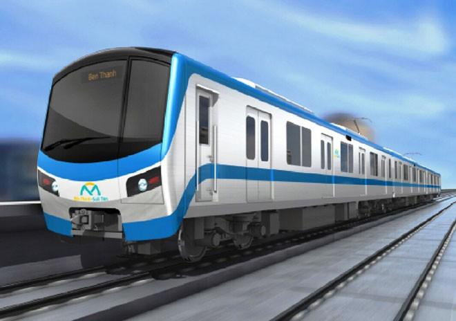 Cận cảnh 2km đường ray đầu tiên của tuyến metro trị giá 2,49 tỷ USD Bến Thành - Suối Tiên - Ảnh 10.