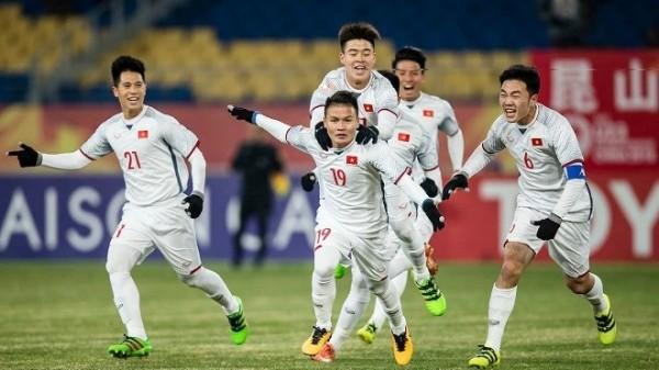 U23 Việt Nam: Xứng đáng được đưa vào sách giáo khoa về bóng đá? - Ảnh 1.