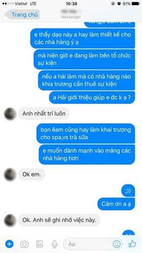 Cô gái bất ngờ bị nhắn tin chửi bới, gọi là con giáp thứ 13 vì tin nhắn làm quen từ 6 năm trước  - Ảnh 3.