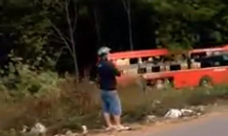 Xe buýt tông liên hoàn, 7 người thương vong ở Đồng Nai - Ảnh 1.