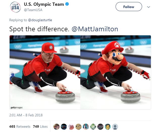 VĐV dự Olympics gây bão mạng vì cosplay Super Mario - Ảnh 1.