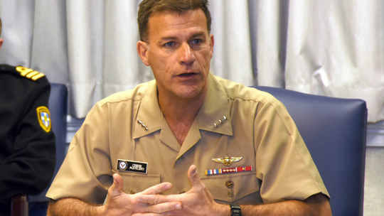 Mỹ thay đổi chỉ huy của Bộ Tư lệnh Thái Bình Dương - Ảnh 1.