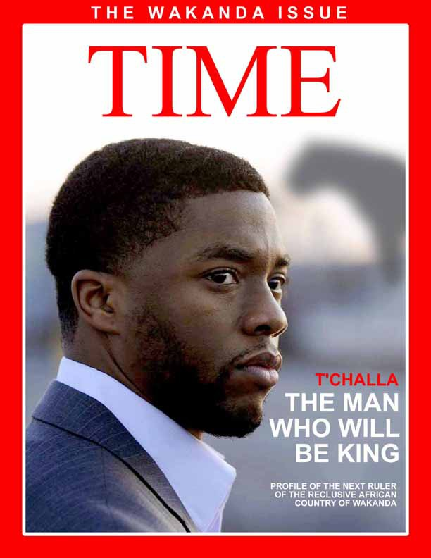 Ai cũng đang bàn tán về Black Panther, vậy chính xác siêu anh hùng đó là ai? - Ảnh 1.