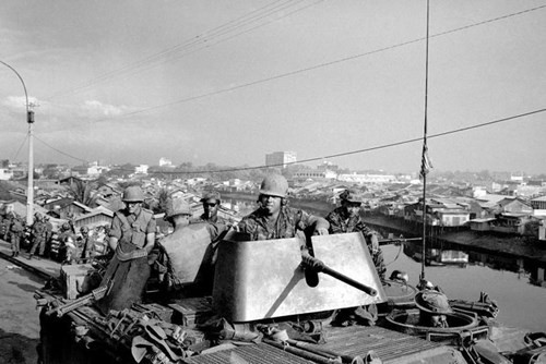 Cuộc Tổng tiến công và nổi dậy Xuân Mậu Thân 1968: Bài học đắt giá với Mỹ - Ảnh 2.